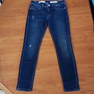Pilcro & the Letterpress STET skinny stretch jeans
